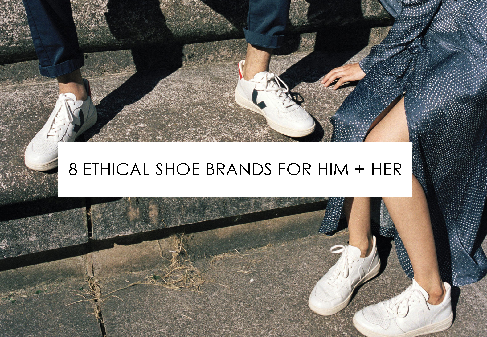 7 Ethical Shoe Brands by Sutton + Grove