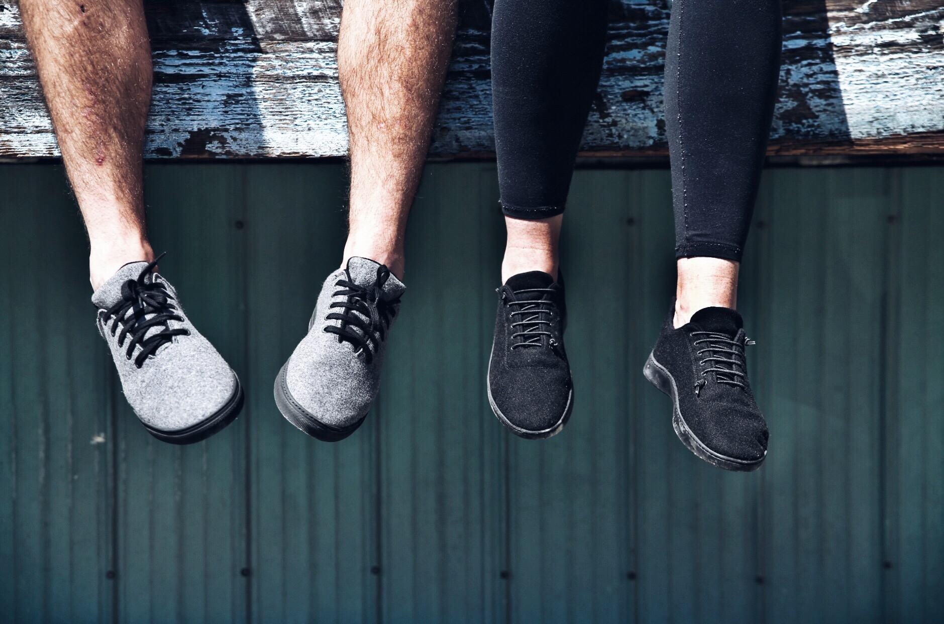 Sustainably Made Unisex Wool Sneakers